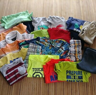 23pc Lot Of Boys Size 2t Clothes (F074)