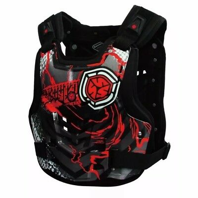 Motorcycle Armor Motocross Chest Back Protector Motor Racing Protective Guard