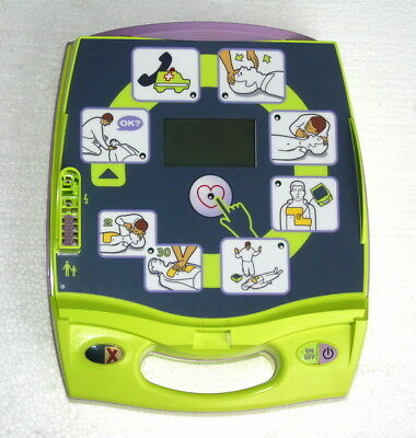 Cardiac Science Powerheart Aed G3 Medical Doctor Ambulance Rescue Heart Attack