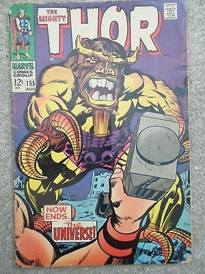 The Mighty Thor #155