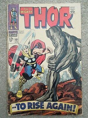 The Mighty Thor #151