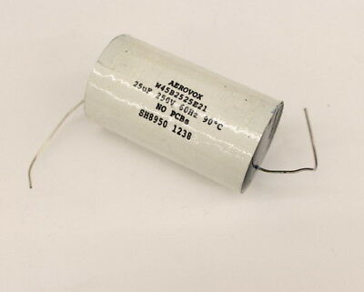 ROEDERSTEIN MKT1813-512//404-R 1.2UF 400V AXIAL METALIZED CAPACITOR NEW QTY-10
