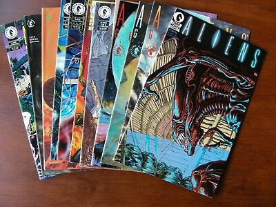 Aliens Lot of 12, Dark Horse, Genocide, Colonial Marines, Final Clearance Sale
