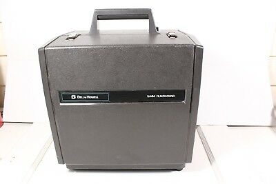 Bell & Howell FILMOSOUND PROJECTOR 16mm motion picture sound Model 2585AML