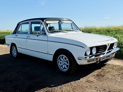 Triumph Dolomite Sprint - Manual 1977 - Restored