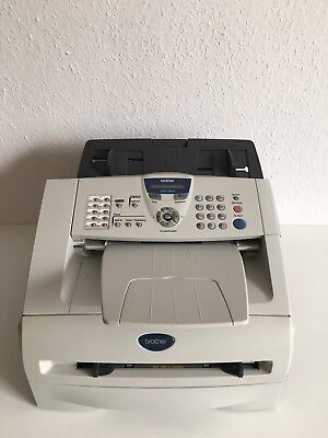 Leser Faxgerät Brother 2820
