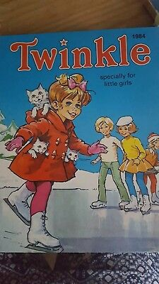 TWINKLE annual 1984