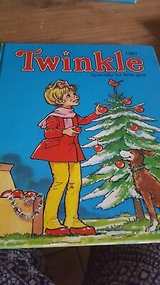 Twinkle Annual 1987