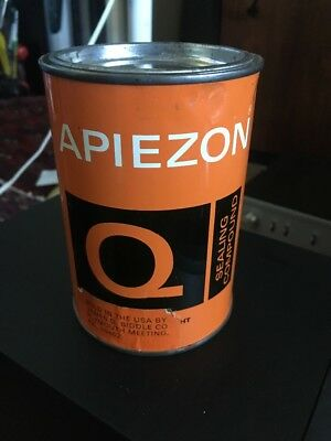 Apiezon Q Sealed Compound I Kilo Net Weight Nos
