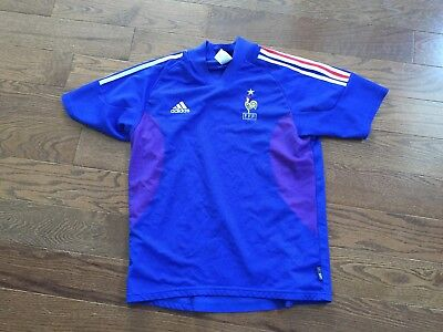 France World Cup Football Soccer Shirt Jersey Home Adidas Maillot France 4eb8ea9ab
