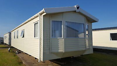 Willerby Rio Gold, 3 bed static caravan, immaculate condition