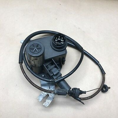 1997 - 1999 BMW E36 M3 Cruise Control Actuator Unit Throttle Cable OEM 8360069