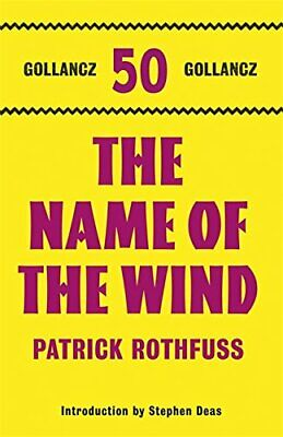 The Name of the Wind: The Kingkiller Chronicle: Book 1 (... by Rothfuss, Patrick