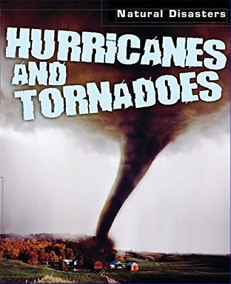 Natural Disasters: Hurricanes and Tornadoes by Spilsbury, Louise Paperback Book