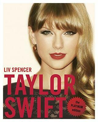 Taylor Swift by Liv Spencer Book The Cheap Fast Free Post
