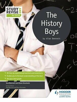 Study and Revise for GCSE: The History Boys (Study & Revise... by Stockwin, Dave