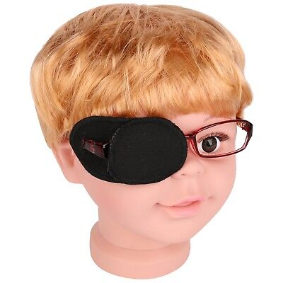 Pure Cotton Amblyopia Eye Patch For Glasses, Treat Lazy Eye,Amblyopia And Str...