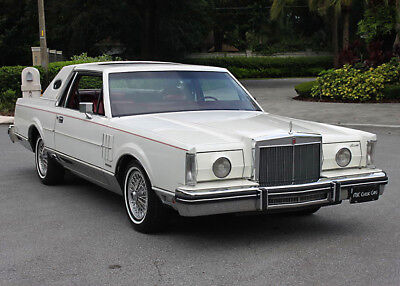1981 Lincoln Mark Series MARK VI LUXURY GROUP - MOONROOF - 59K MI LUXURY GROUP LOW MILE SURVIVOR - MOONROOF - 1981 Lincoln Mark VI -  59K MI