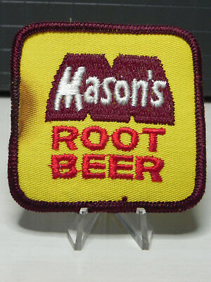 Mason's Soda Uniform Patch