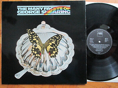 GEORGE SHEARING - The Many Facets of * LP * MPS * D 1978