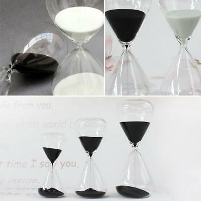 """New Creative Colorful sand glass sand glass hour glass timer 5/10/30/60 minutes"""""""