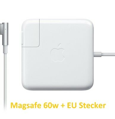 Original Apple 60W MagSafe Power Adapter A1344 Model MC461Z/A für MacBook