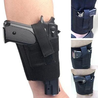 Concealed Tactical Pistol Ankle Gun Holster Every Day Carry Leg gun Holster 8C