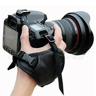 Fashion Camera Hand Wrist Grip Strap Belt Band for SLR DSLR Canon w/s