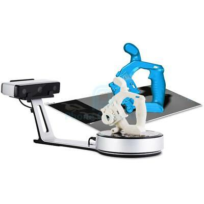 [Desktop 3D Scanner] Einscan-Sp Cubic Max Scan Volume Auto & Fixed Dual Modes