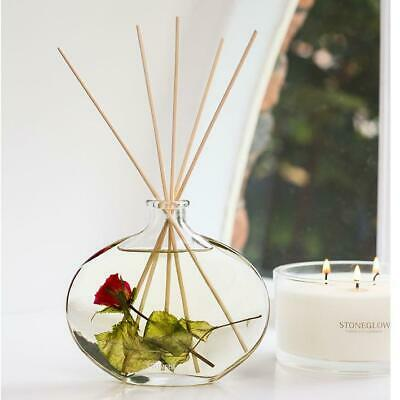 Stoneglow Reed Diffuser Nature's Gift Red Rose 200ml