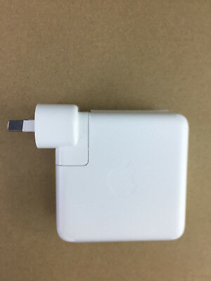 USB-C Power Adapter Wall Charger Cube 29W 61W 87W for Apple MacBook
