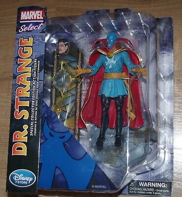 Disney Store exclusive Marvel Select Doctor Strange Special Collector Figure