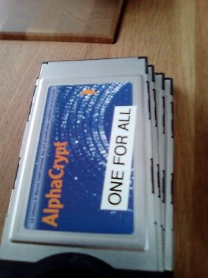 Alphacrypt mit ONE FOR ALL Software 1.0 :)