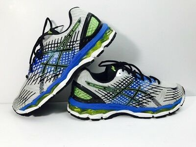 new style 52dc1 233d2 ASICS T508N GEL Nimbus 17 Men's Athletic Running Shoes Size 12.5 2E Wide GUC