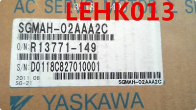 1pcs Yaskawa Servo Motor SGMAH-02AAA2C New by DHL or EMS