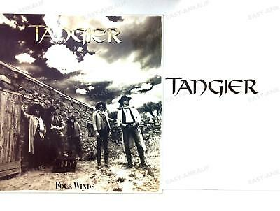Tangier - Four Winds GER LP 1989 + Innerbag /3