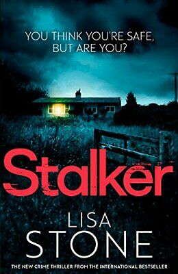 Stalker by Stone, Lisa Book The Cheap Fast Free Post