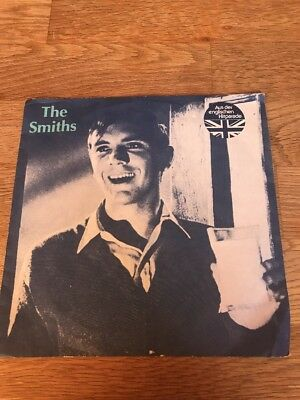 The Smiths Single Vinyl What Difference/ Does It Make