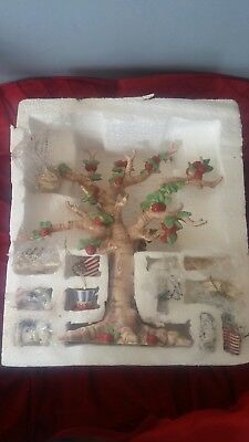 Vintage Lenox Holiday Tree. Never been out of box