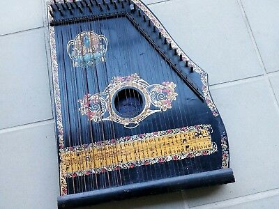 Columbia Guitarr Zither - Made in Germany