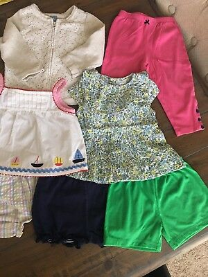 Lot Of 7 Baby Gap Carter's Gymboree 18-24 Months Outfit