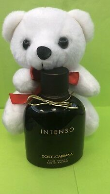 332c3dd47f84 Dolce & Gabbana Intenso Eau De Parfum Spray 4.2oz/125 Ml Men as pictured