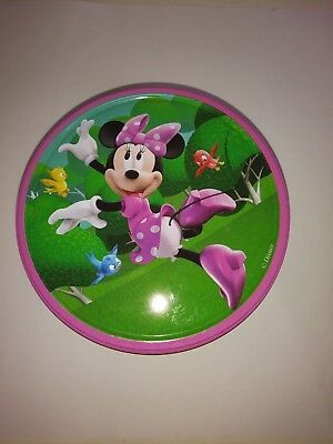 Minnie Mouse metal tin