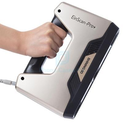 [Handheld 3D Scanner] Einscan-Pro+ With R2 Multi-Functional Higher Scan Speed