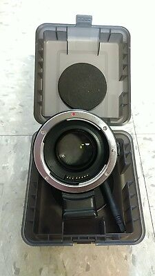 Viltrox Canon EF to Sony E-Mount Speed Booster Lens Adapter