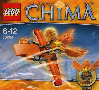Lego Polybag 30264 Legends of Chima Frax Phoenix Flyer (2014), NEW, Unopened