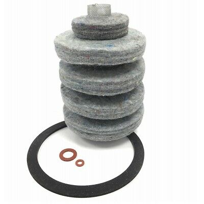 WESTWOOD F35-12  Wool Felt Replacement Oil Filter Cartridge (2A-710)