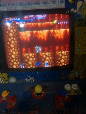 Black Tiger Arcade game