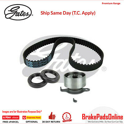 Dayco Timing Belt Kit for Holden Piazza 4ZC1 2.0L 4cyl SOHC KTBA076