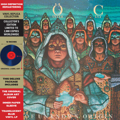 Blue Oyster Cult - Fire Of Unknown Origin [New Vinyl]